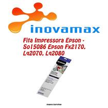 Fita Impressora Epson - So15086 Epson Fx2170, Lq2070, Lq2080