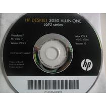 Cd De Instalação Para Impressora Hp Deskjet 3050 J610 Series