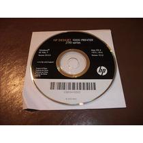 Cd De Instalação Para Impressora Hp Deskjet 1000 J110 Series