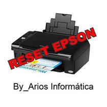 Reset Epson T23 T25 T33 T50 Tx135 Tx105 Tx115 E Mais...