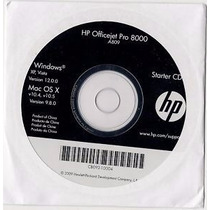 Cd De Instalação Para Impressora Hp Officejet Pro 8000