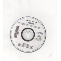 Cd De Instalacao Da Impressora Epson Stylus Photos 1410 002