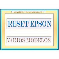 Reset Epson Stylus Photo 1430w -destravar-luz Piscando