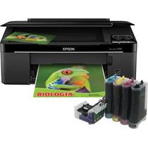 Reset Impressora Epson Tx135