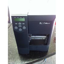 Impressora De Código De Barras Zebra Z4m Plus