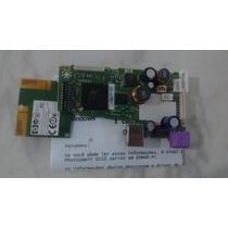 Placa Lógica Da Impressora Hp Photosmart D110