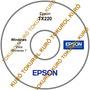 Cd De Instalação Impressora Epson Tx220 (xv7)