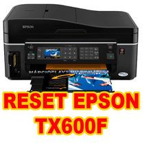 Destravar Impressora Epson Tx600f( Reset )