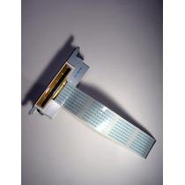 Cabeça De Impressão Cabo Flat Brother Ql550 Ql650 Lb5044101