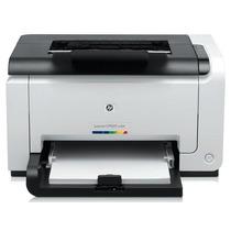 Impressora Laserjet Color Hp Cf346a#696 Cp1025 Usb 2.0 Smar