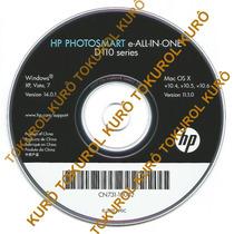 Cd De Instalação Impressora Hp D110 (xv7)