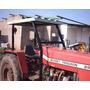 Capota Protetor Solar Para Trator Massey 265