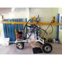 Perfuratriz Hidraulica Poços Semi-artesianos Para 100 Metros