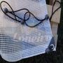 Lona Transparente 5x4 Cobertura Capa Impermeável 300 Micras