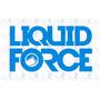 Liquid Force Adesivo- Marcas Diversas - Hyperlite - Greenish