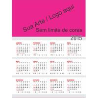Calendario De Parede Personalizado