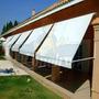 Lona Branca Vinil Pvc 30x1,57 Toldo Tenda Super Resistente