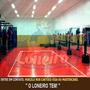 Lona Vermelha Vinil Pvc 1,57x15 Tatame Ringue Proteção Tenda