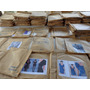 Lote 400 Molde Confecção Feminina Textil Maquina Tecido Malh