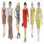 Curso De Modelagem Industrial Feminina