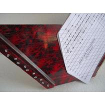 Citara Mini Harpa Antiga 15 Cordas Acompanha Partituras....