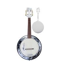 Marquês Bc 03 Banjo Elétrico Revestido Em Couro Frete Grátis