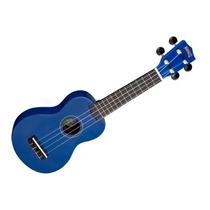 Ritmus ! Mahalo U30g : Ukulele Soprano Cordas De Nylon Azul