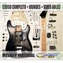 Como Ser Um Luthier - Curso Completo De Luthieria + Brindes