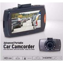 Câmera Veicular Dvr 1080 Full Hd Hdmi E Sensor Visão Noturna
