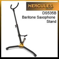 Suporte Para Sax Barítono Com Ou Sem La Grave Hercules