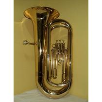 Tuba Bombardao 4/4 3 Pistos Hoyden