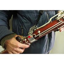 Balança Artesanal De Inox Para Fagote(basson)