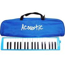 Escaleta Acoustic 37 Teclas+bag E Acessorios