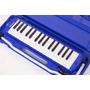 Escaleta Dolphin 32 Teclas Azul Com Case Garantia Curitiba