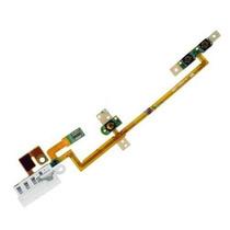 Cabo Flat Flex Jack Fone Volume Power Ipod Nano 6th Geracao