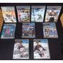 Playstation 3 + 12 Jogos + Eye Cam + 2 Controles De Movim...