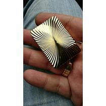 Isqueiro Usb Luxo, Dourado Ou Prateado, O Mais Barato
