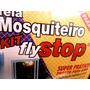 Mosquiteira Tela Mosqueteiro Contra A Dengue!