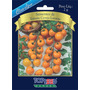 800 Sementes Tomate Cereja Laranja Blue Line Frete Grátis