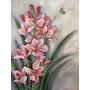 Orquídeas Por Judith Yates Flag Canvas Casa Tamanho Jyj0071