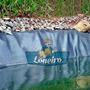 Lona 8x4 M Para Lago Artificial Ornamental Manta Pppe Cz/pr