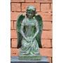 Estatua/ Escultura Anjo Em Ferro - Ef-139 Casa E Jardim