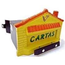 Caixa De Correio - Casinha Amarela - Jlk Plásticos