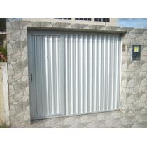 Portão De Ferro Galvanizado,garagem,social