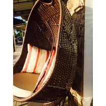 Cadeira De Teto Em Fibra Sintética Com Cabo De Aço C/ Nf.
