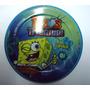 Brq - Tazo Titanium Nº 1 Bob Esponja 2004 Viacom