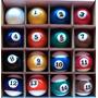 Bolas De Bilhar/ Snooker/ Sunuca/ Pebolim 54mm Nova