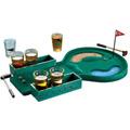 Golf Drinking Game Com 6 Copos Tacos E Bolas De Aço