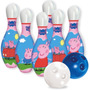 Jogo De Boliche Peppa Pig Lider 2269