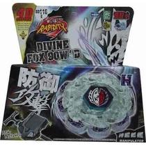 Beyblade Takara Tomy Rapidity Divine Fox + Lançador !